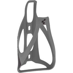 Cube HPP Flaskeholder, matte grey/black